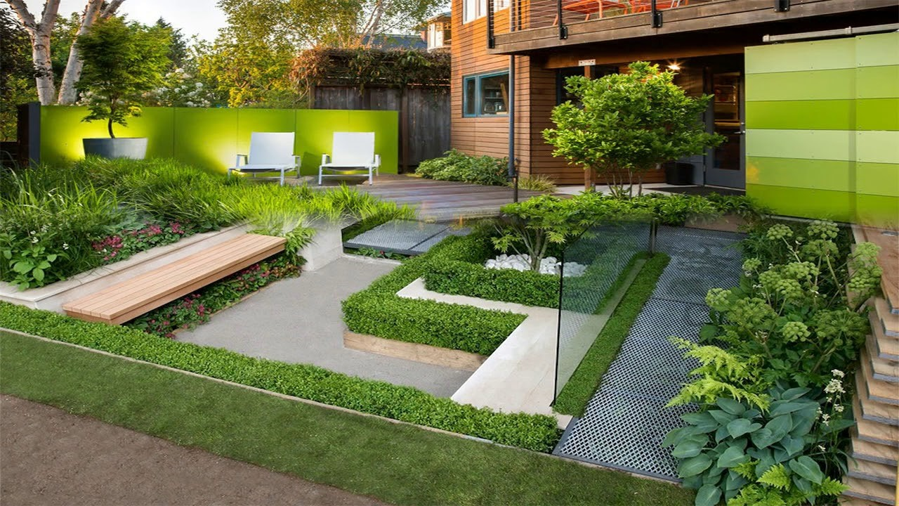 How to Beautify Your Outdoor Space: Our Favorite Garden ... on Backyard Landscape  id=44905