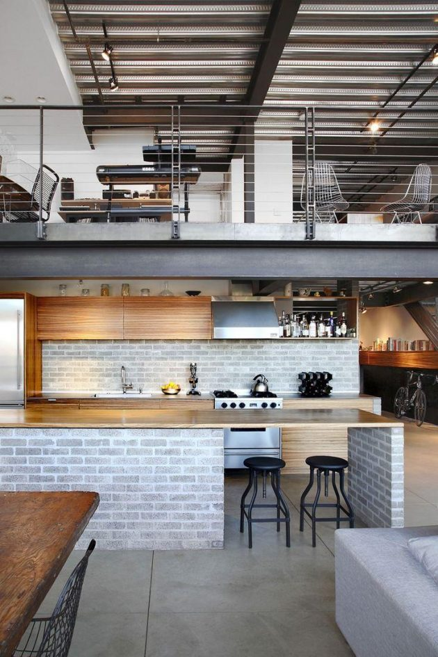 Industrial decoration 10 Inspirational Photos and Ideas