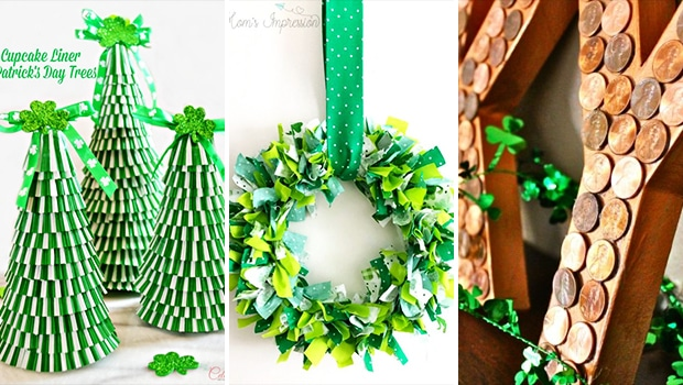 15 Awesome St. Patrick's Day DIY Ideas You Can Decorate With