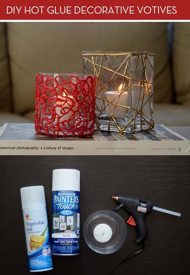 15 Creative DIY Glue Gun Crafts That Can Become A Part Of Your Decor
