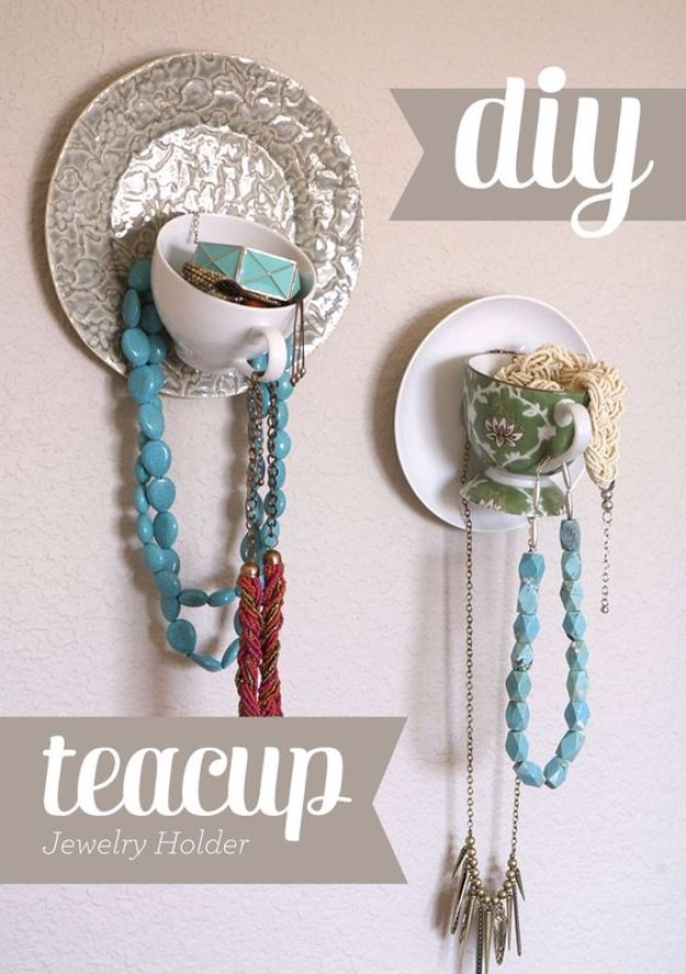 15 Creatively Decorative DIY Ideas That Make Use Of Boring Dishes