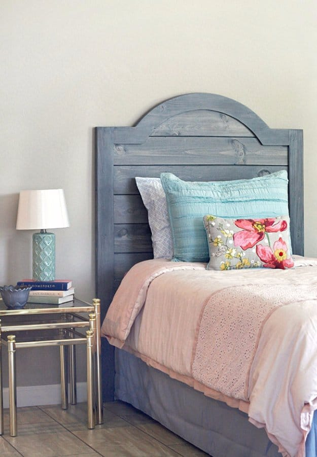 15 Genius DIY Headboard Designs Your Bedroom Could Use