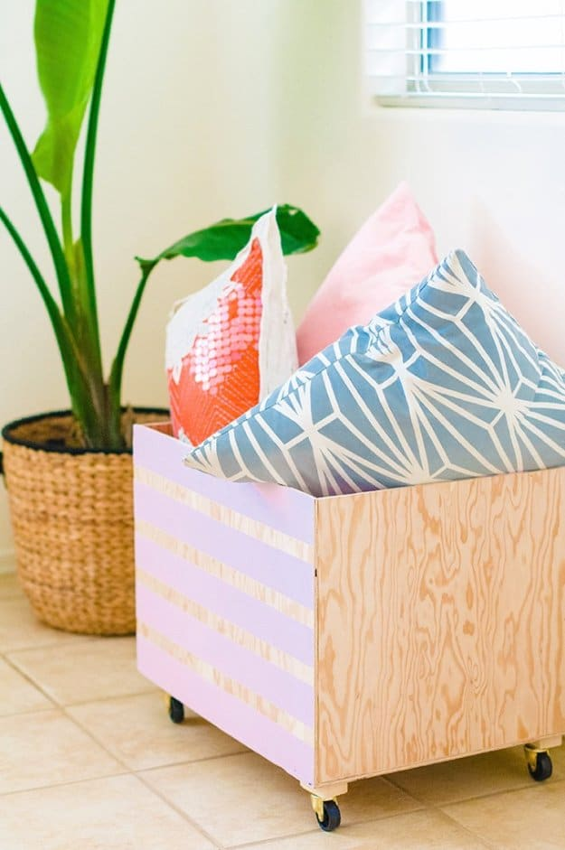 15 Practical DIY Storage Solutions That Will Help Organize Your Stuff