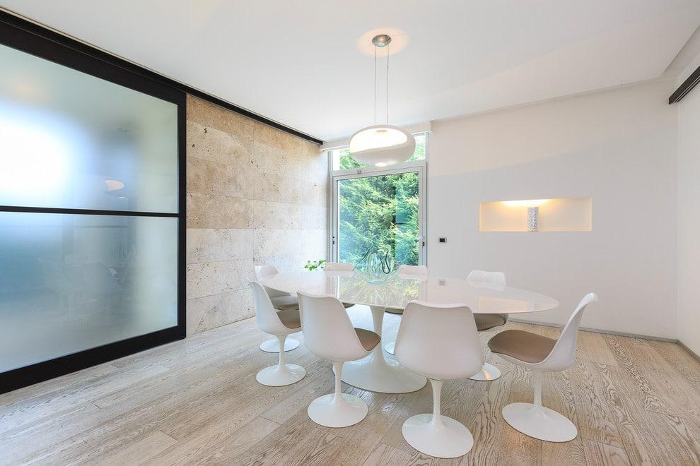 16 Splendid Modern Dining Room Designs You Will Enjoy