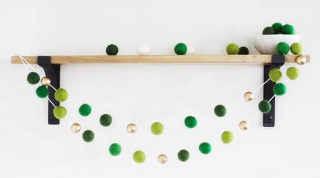 17 Enchanting St. Patrick's Day Garland Ideas For Your Irish Corner