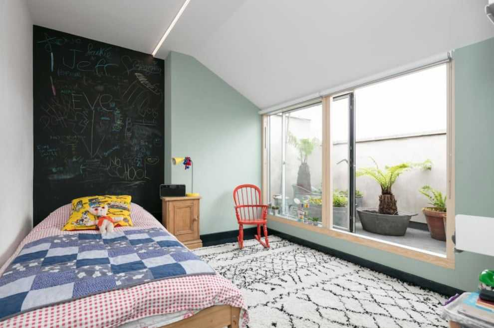 17 Wonderful Modern Kids' Room Interiors For All Ages