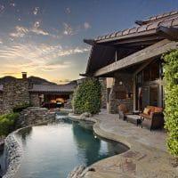 18 Fantastic Rustic Swimming Pool Designs You'd Love To Dip In