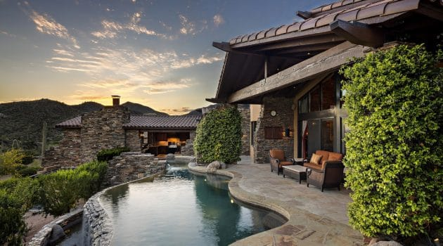 18 Fantastic Rustic Swimming Pool Designs You'd Love To Dip In
