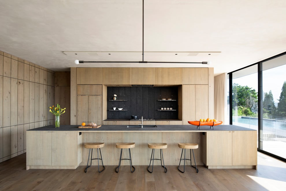 18 Marvelous Modern Kitchen Interiors Youll Obsess Over