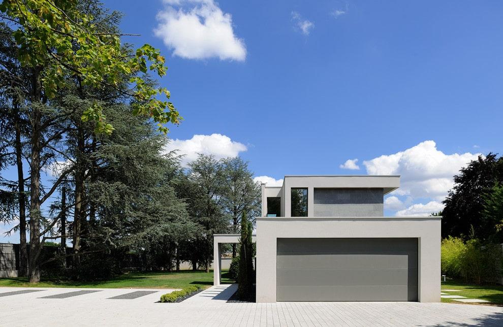18 Stunning Modern Garage Designs That Are Definitely Not An Eyesore
