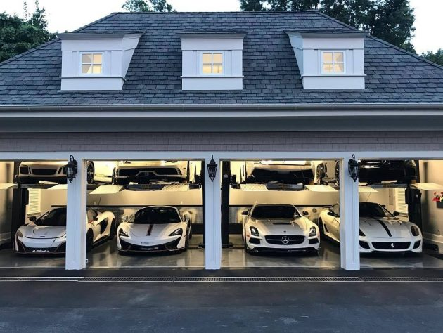 Choosing The Right Storage For Your Luxury Vehicles