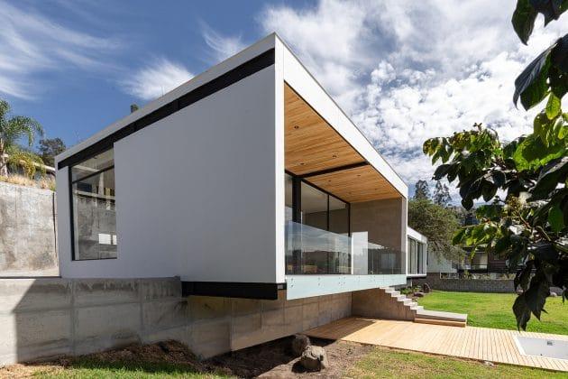 DA House by Bernardo Bustamante Arquitectos in Quito, Ecuador