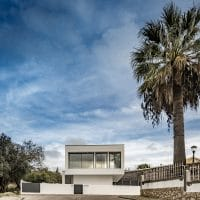 FG 30 House by Sergio Miguel Godinho Architect in Loule, Portugal