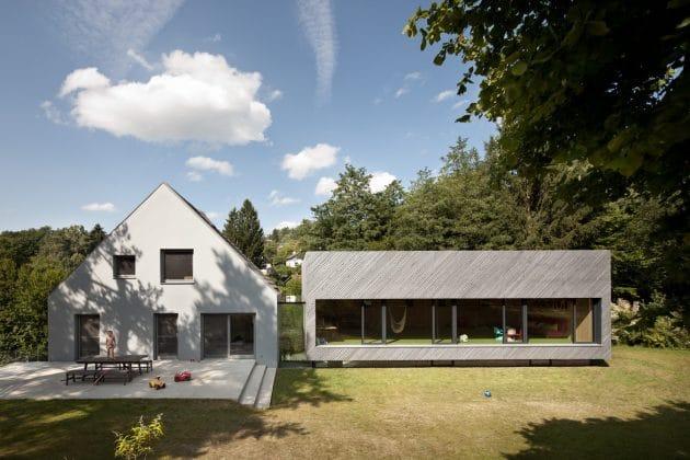 House Eichgraben by Franz Architekten in Wels, Austria