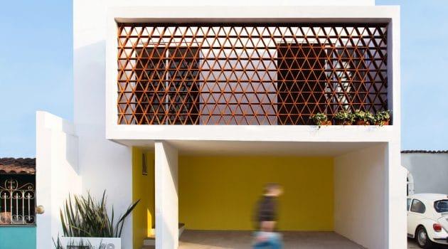 La Reserva House by AMAS Arquitectos in Mexico