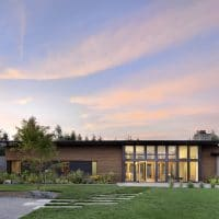 Olympia Prairie House by Coates Design in Yelm, Washington
