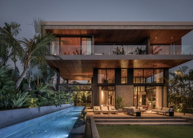 River House by Alexis Dornier in Bali, Indonesia