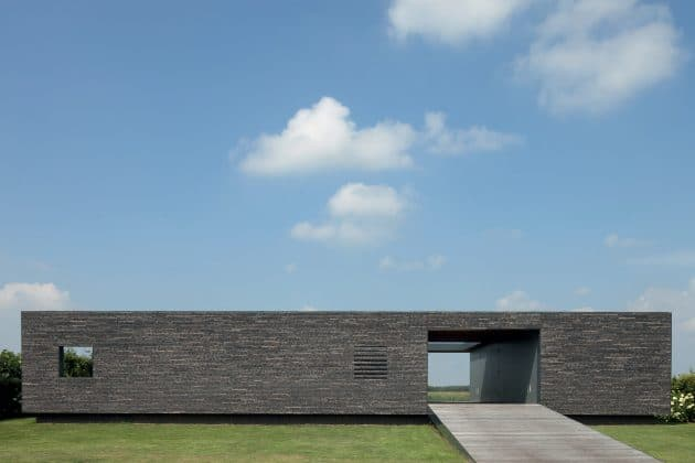 Villa SR by Reitsema and Partners Architects in Rijssen, The Netherlands