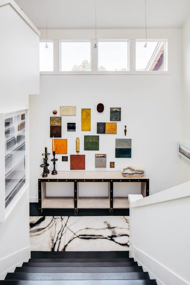Take a Tour at This Bold Home Filled with Fine Contemporary Art