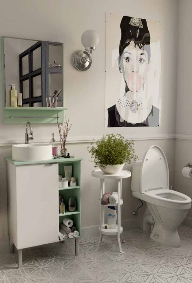 9 Species of Bathroom Plants That Would Fit Perfectly