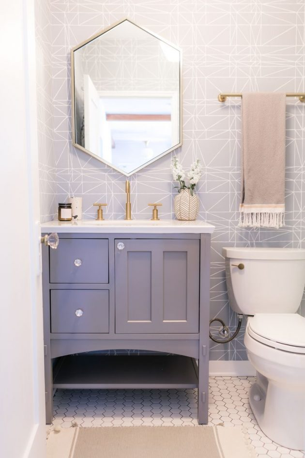 Unique Small Bathrooms That Make Brilliant Spaces