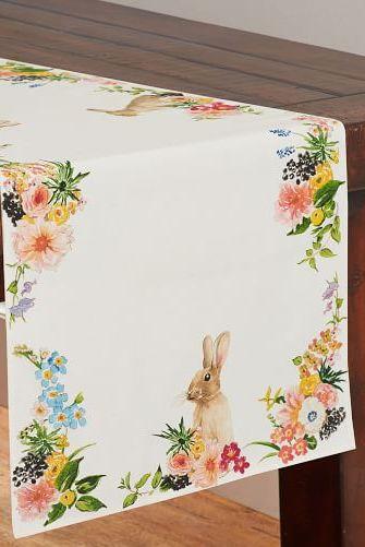 6 Easter Tablecloths for a Wonderful Celebration