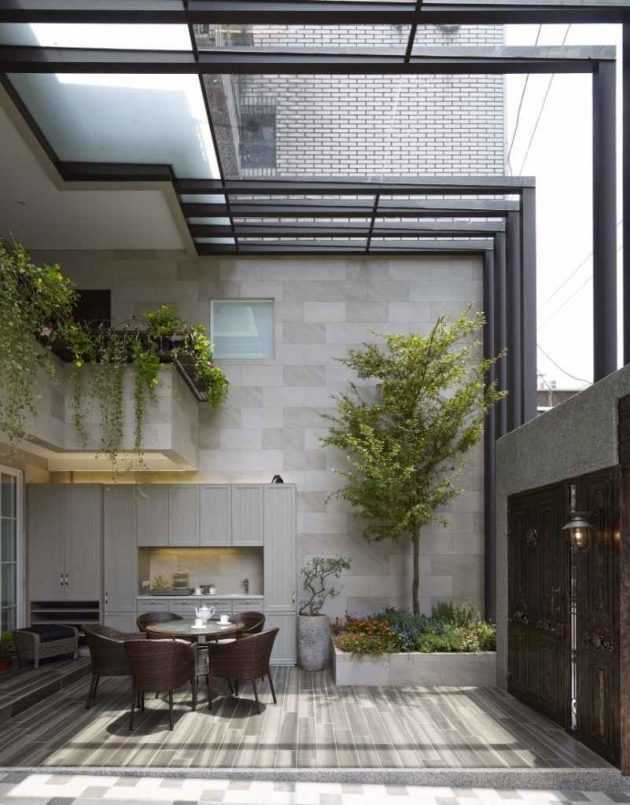 Glass Roof - Advantages and Ideas for Inspiration