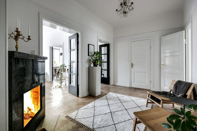 Why Black Interior Doors are Good for Your Sophisticated Home?