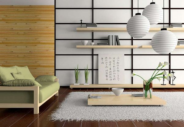 9 Models of Japanese Lamp That Will Give an Oriental Touch to Your Home