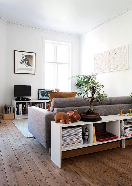 Decoration Behind the Sofa - Sideboards & Countertops