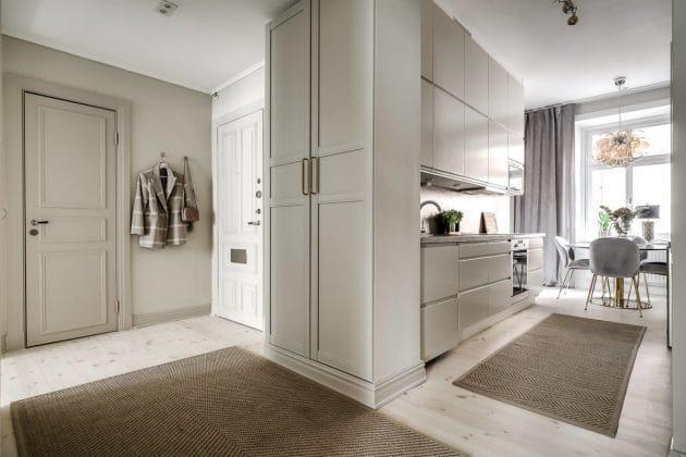 Interior Furniture & Doors in Taupe