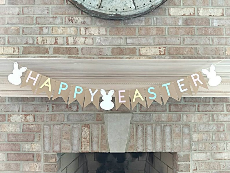 15 Amazing Easter Banner Designs To Put Up Around Your Home