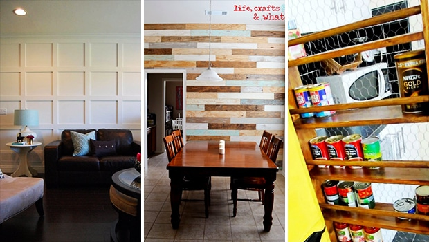 15 Brilliant Home Improvement Projects You Will Find Very Useful