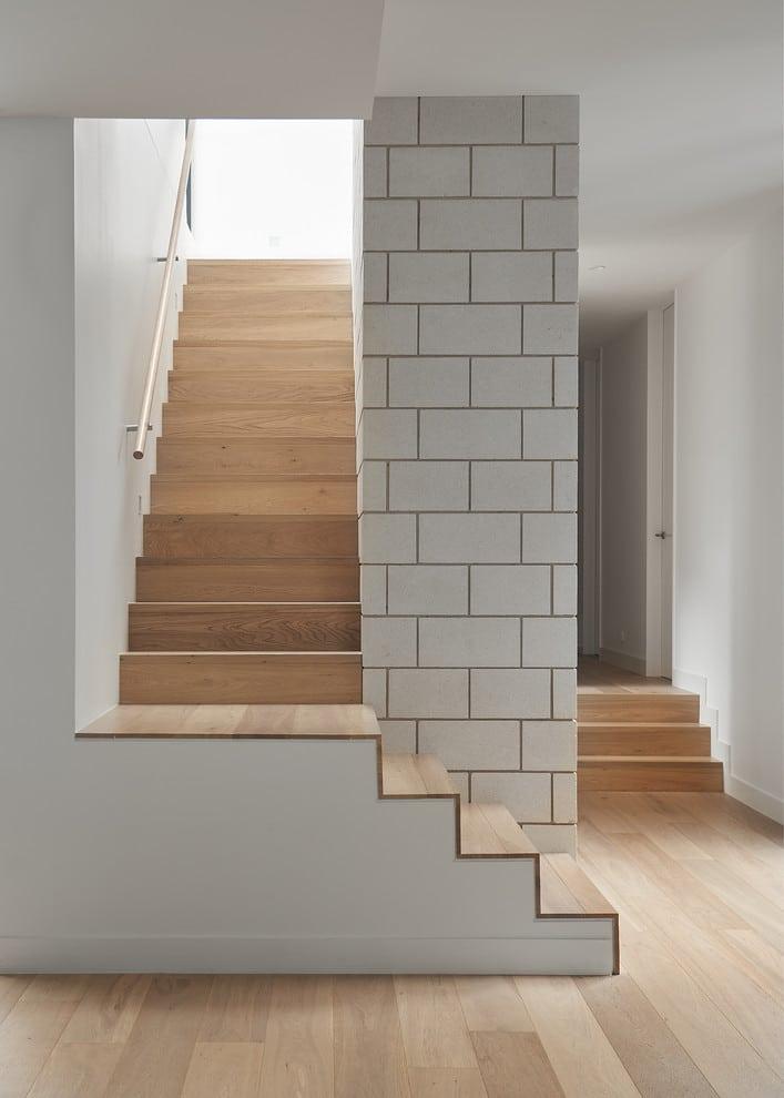 15 Minimalist Modern Staircase Designs With An Elegant Presence