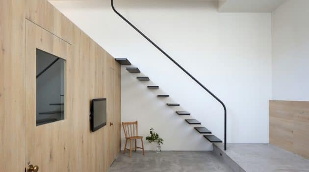 15 Minimalist Modern Staircase Designs With An Elegant Presence