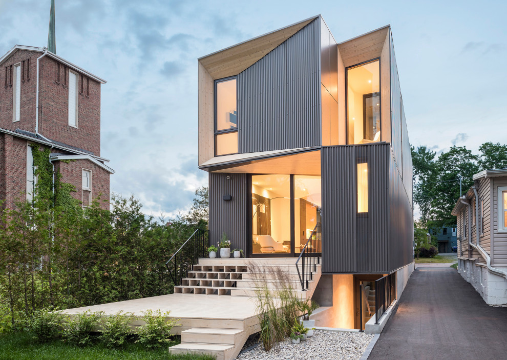 15 Striking Modern Exterior Designs That Will Amaze You