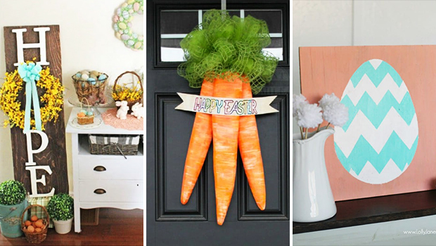 15 Wonderful DIY Easter Decor For The Outdoors