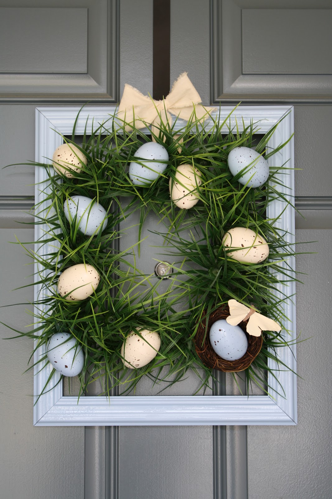 15 Wonderful DIY Easter Wreath Designs You Should Make Right Now