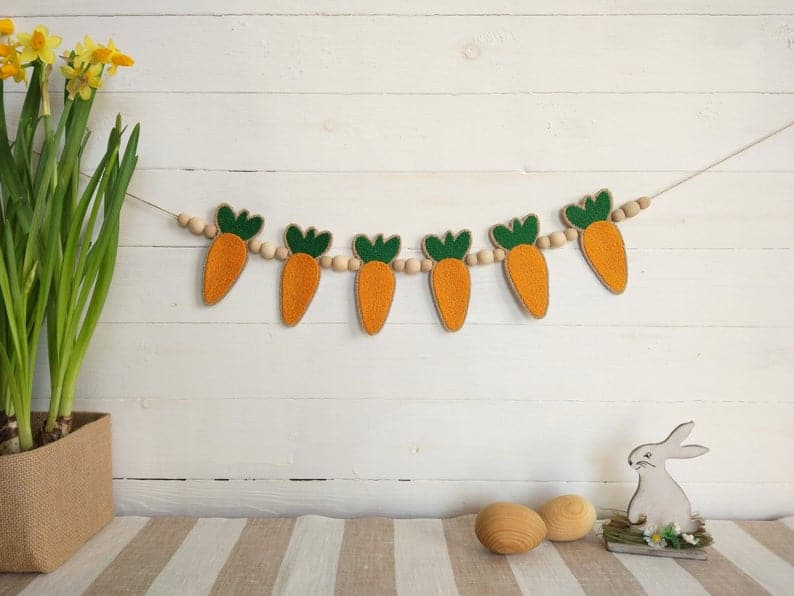 16 Colorful Spring Banner & Garland Designs To Welcome The Season