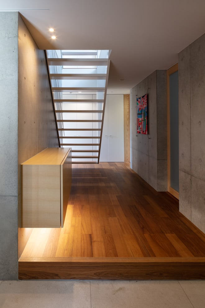 16 Cozy Modern Entry Hall Designs With A Simple Look To Them