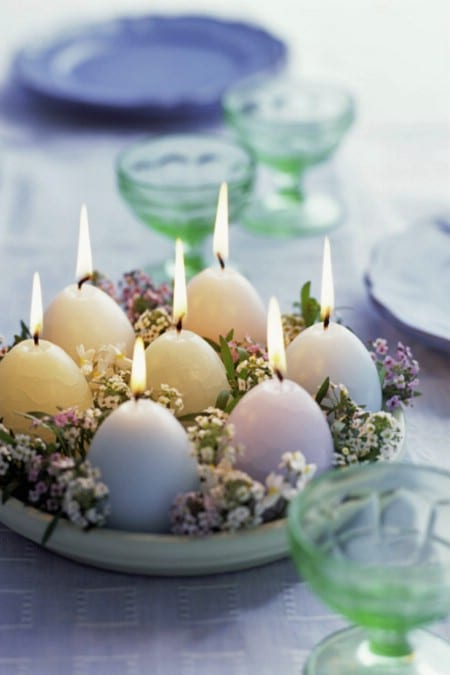 16 Joyful DIY Easter Centerpiece Ideas That Will Draw All The Attention