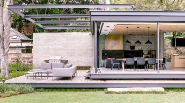 16 Practically Beautiful Modern Deck Designs For Your Outdoor Spaces