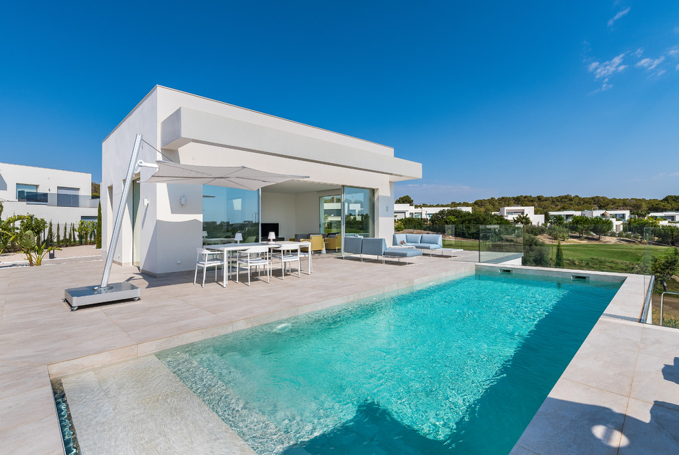 16 Spectacular Modern Swimming Pool Designs That Will Captivate You
