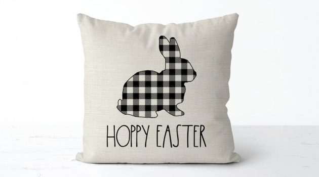 17 Charming Easter Pillows & Covers You're Going To Adore