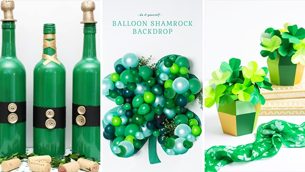 17 Super Cool St. Patrick's Day Home Decor Ideas That Are Super Easy To Craft