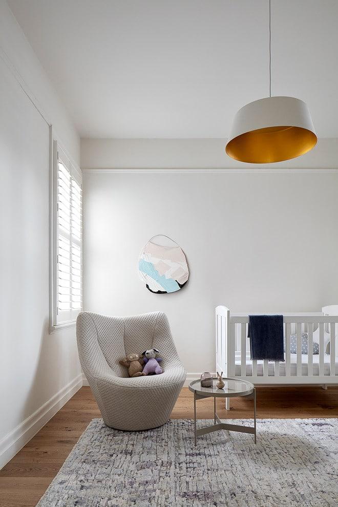 18 Beautiful Modern Nursery Designs For The Most Joyful Moments