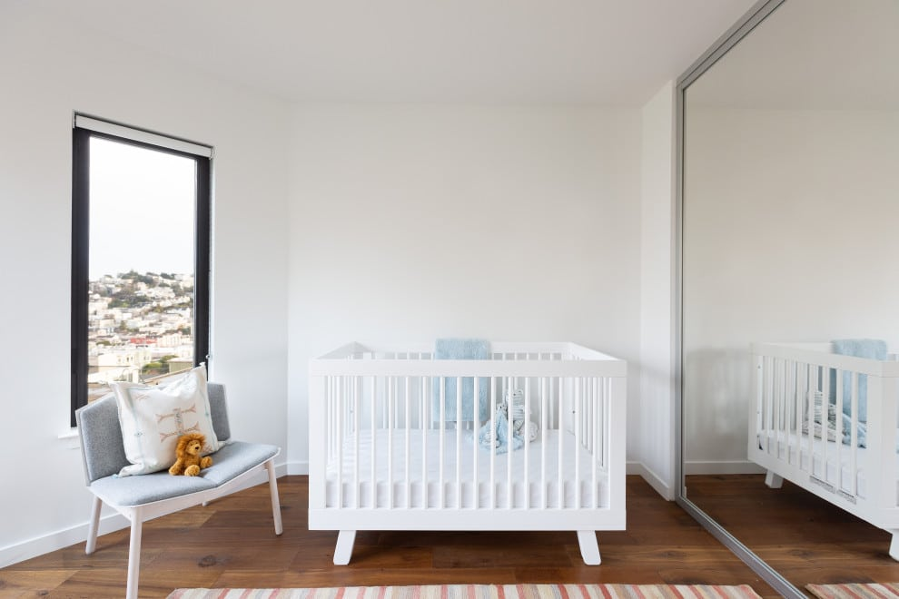 18 Beautiful Modern Nursery Designs For The Most Joyful Moments
