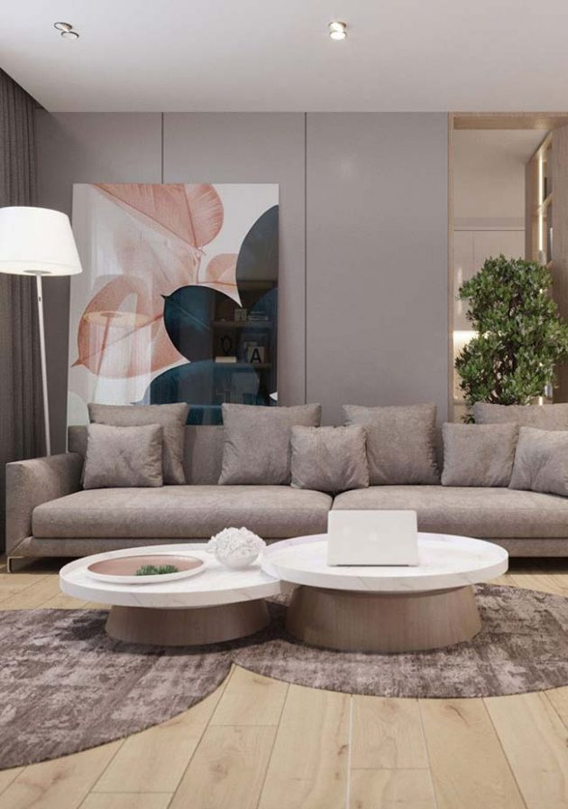 Large Living Room Painting Ideas