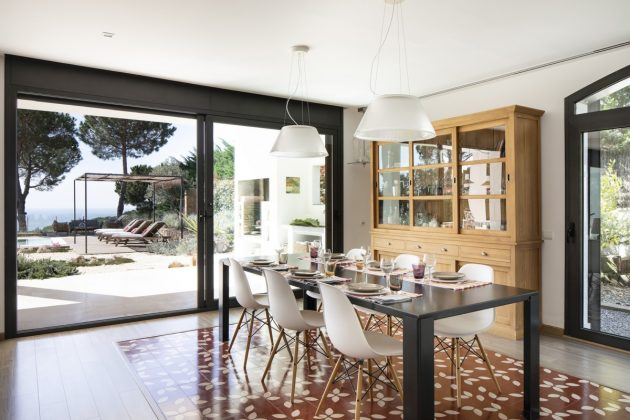 Mediterranean-Style Villa in the North of Barcelona