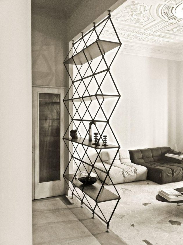 Incredible Selection of Room Dividers from Different Materials